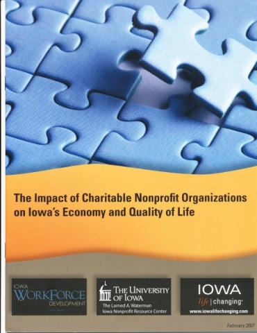 Impact of Charitable Nonprofit Organizations