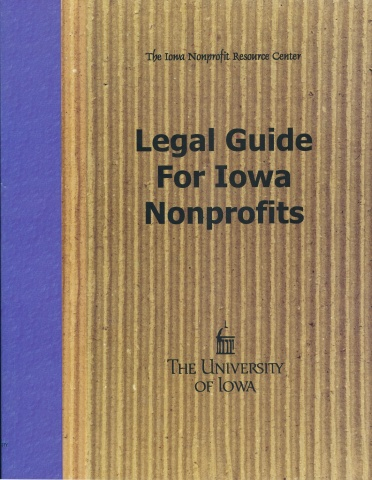 Legal Guide for Iowa Nonprofits
